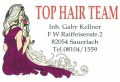Logo Top Hair Team Inh. Gaby Kellner
