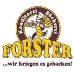 Logo Bäckerei - Konditorei Forster