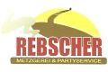 Logo Metzgerei Rebscher