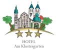 Logo Hotel am Klostergarten  Inh. Thomas Petz
