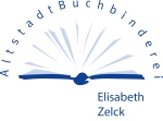 Logo Altstadt Buchbinderei  Elisabeth Zelck