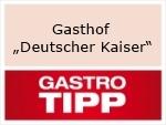 """Logo Gasthof """"Deutscher Kaiser"""""""