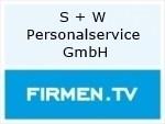 Logo S + W Personalservice GmbH