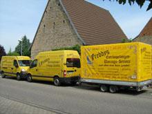 Freddys Entrümpelung-  Umzugs-Service