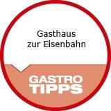 Logo Gasthaus zur Eisenbahn
