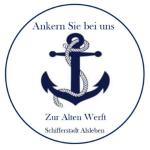Logo Zur alten Werft Vereinscafe - Pension