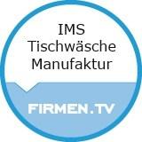 Logo IMS Tischwäsche Manufaktur