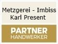 Logo Metzgerei - Imbiss Günter Present