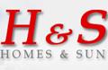 Logo H & S Homes & Sun Heinrich Strunk Immobilien