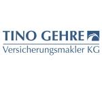 Logo Tino Gehre  Versicherungsmakler KG