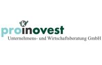 Logo proinovest  Unternehmens u. Wirtschaftsberatung GmbH