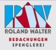 Logo Roland Walter GmbH  Dachdeckerei - Spenglerei