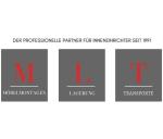 Logo MLT GmbH Möbel-Montagen - Lagerung - Transporte