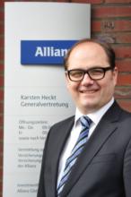 Karsten Heckt  Allianz Generalvertreter