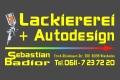 Logo Lackiererei & Autodesign  Sebastian Badior