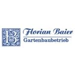 Logo Florian Baier  Gartenbaubetrieb