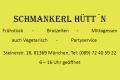 Logo Schmankerl Hütt´n Inh. Sonja Ugler