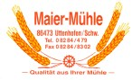 Logo Maier-Mühle GbR