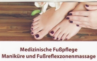 Logo Schöne Hände u. Füße  Mechtilde Faust