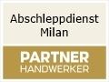Logo Abschleppdienst Milan