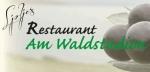 Logo Restaurant Am Waldstadion