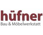 Logo hüfner  Bau & Möbelwerkstatt