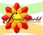 Logo Flowerworld Blumengroßhandel