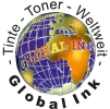 Logo Druckertankstelle Bayreuth GLOBAL INK