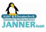 Logo Janner GmbH  Kühl- und Klimatechnik  Schankanlagen