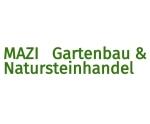 Logo MAZI Gartendesign + Natursteinhandel