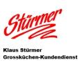 Logo Klaus Stürmer  Elektro und Großküchen Kundendienst
