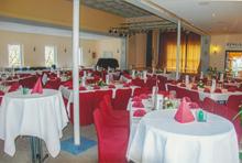 Die Bootshaus-Gaststätte