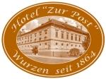 """Logo Hotel """"Zur Post"""" Jens Heinrich"""