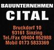 Logo Bauunternehmen Cital