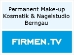 Logo Permanent Make-up Kosmetik & Nagelstudio Berngau