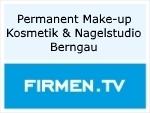 Logo Permanent Make-up Kosmetik & Nagelstudio Berngau