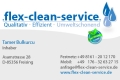 Logo flex clean service