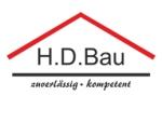 Logo H.D. BAU Bauelemente Bausanierung