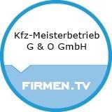 Logo Kfz-Meisterbetrieb G & O GmbH