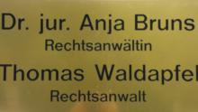 Thomas Waldapfel Rechtsanwalt
