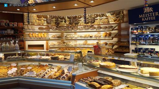 Filmreportage zu Bäckerei - Konditorei  Volland