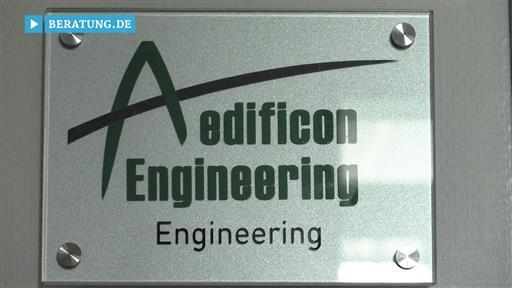 """Videovorschau Aedificon Engineering GmbH """"Wer erfolgreich bauen will, braucht einen zuverlässigen Partner!"""""""