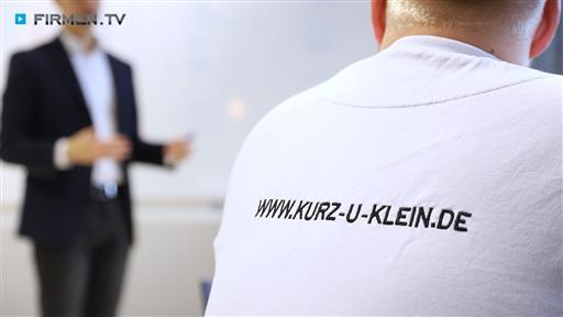 Filmreportage zu Kurz und Klein GmbH