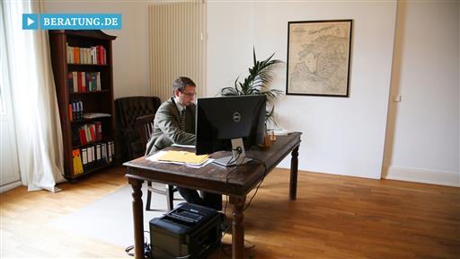 Videovorschau Anwaltskanzlei Hieke