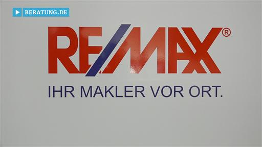Videovorschau RE/MAX in Regensburg real estate GmbH & Co. KG