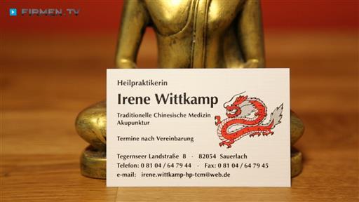 Videovorschau Heilpraktikerin Irene Wittkamp