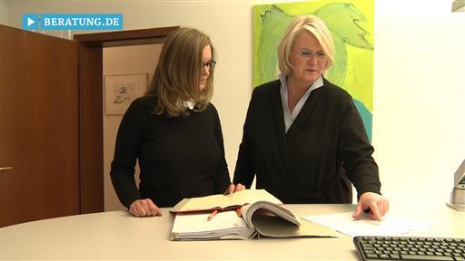 Videovorschau Kristina Schebur Rechtsanwältin