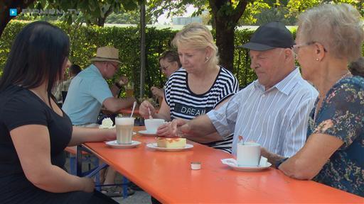 Videovorschau Biergarten & Eventgastronomie  Kastaniengarten im Botanischen Garten