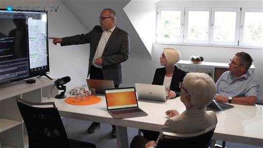 Filmreportage zu dobo Solution GmbH
