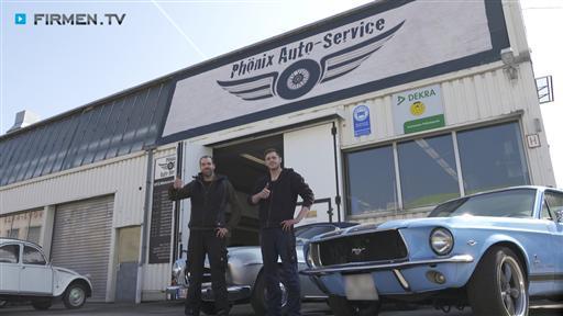 Filmreportage zu Phönix Autoservice